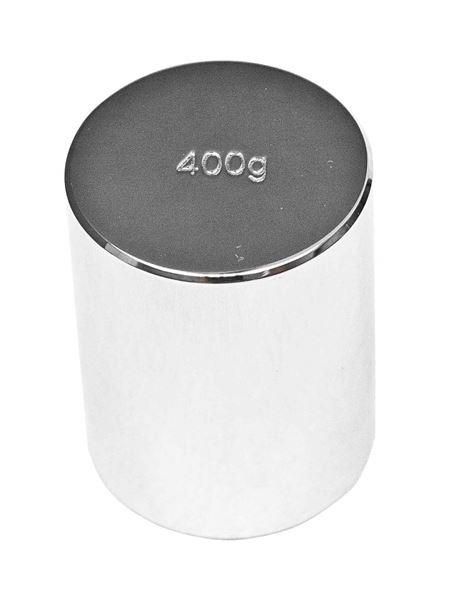Calibration Weight, ASTM Class 1, 400g