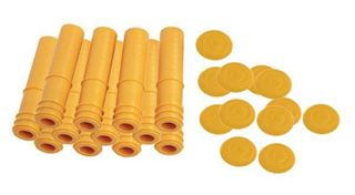 Plastic Hole Liners with Caps Set (Package of 50)