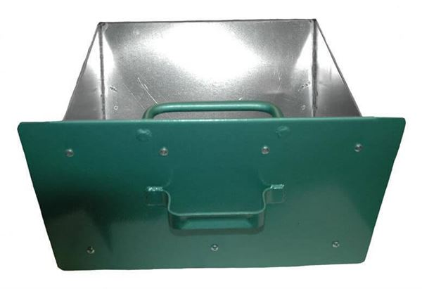 Galvanized Sample Drawer for 1.4ft³ Holmes Enclosed Splitter