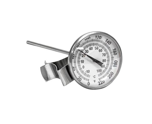 Dial Thermometer, 0°—220°F (-18°—105°C)