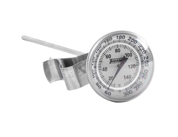 Dual Range Dial Thermometer, 50°—300°F / 10°—150°C