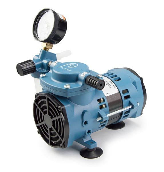 Oilless Diaphragm Vacuum Pump, Chemical Resistant
