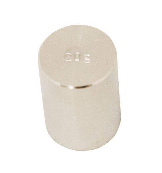 Calibration Weight, ASTM Class 1, 20g