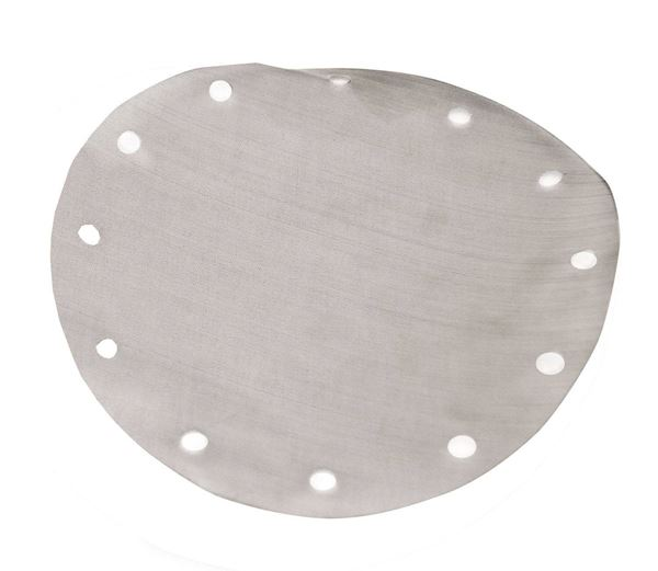No. 100 Stainless Mesh 3in Replacement Disc