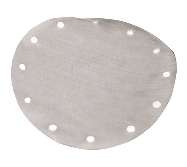 No. 140 Stainless Mesh 4in Replacement Disc