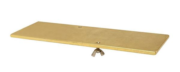 Brass Cover Plate for HM-294C Bronze Cube Mold