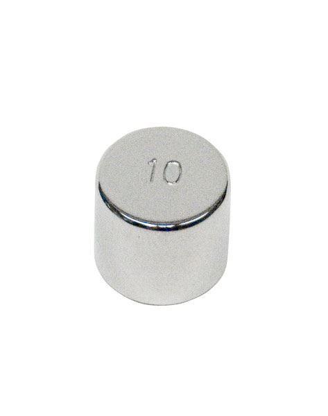 Calibration Weight, ASTM Class 4, 10g