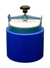 1.0L High Alumina Grinding Jar