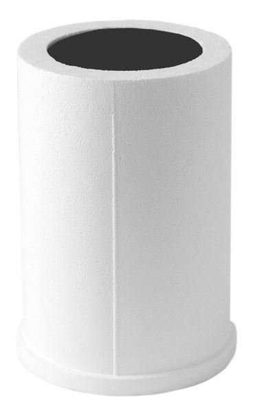 TempGuard™ Polystyrene Concrete Cylinder Molds