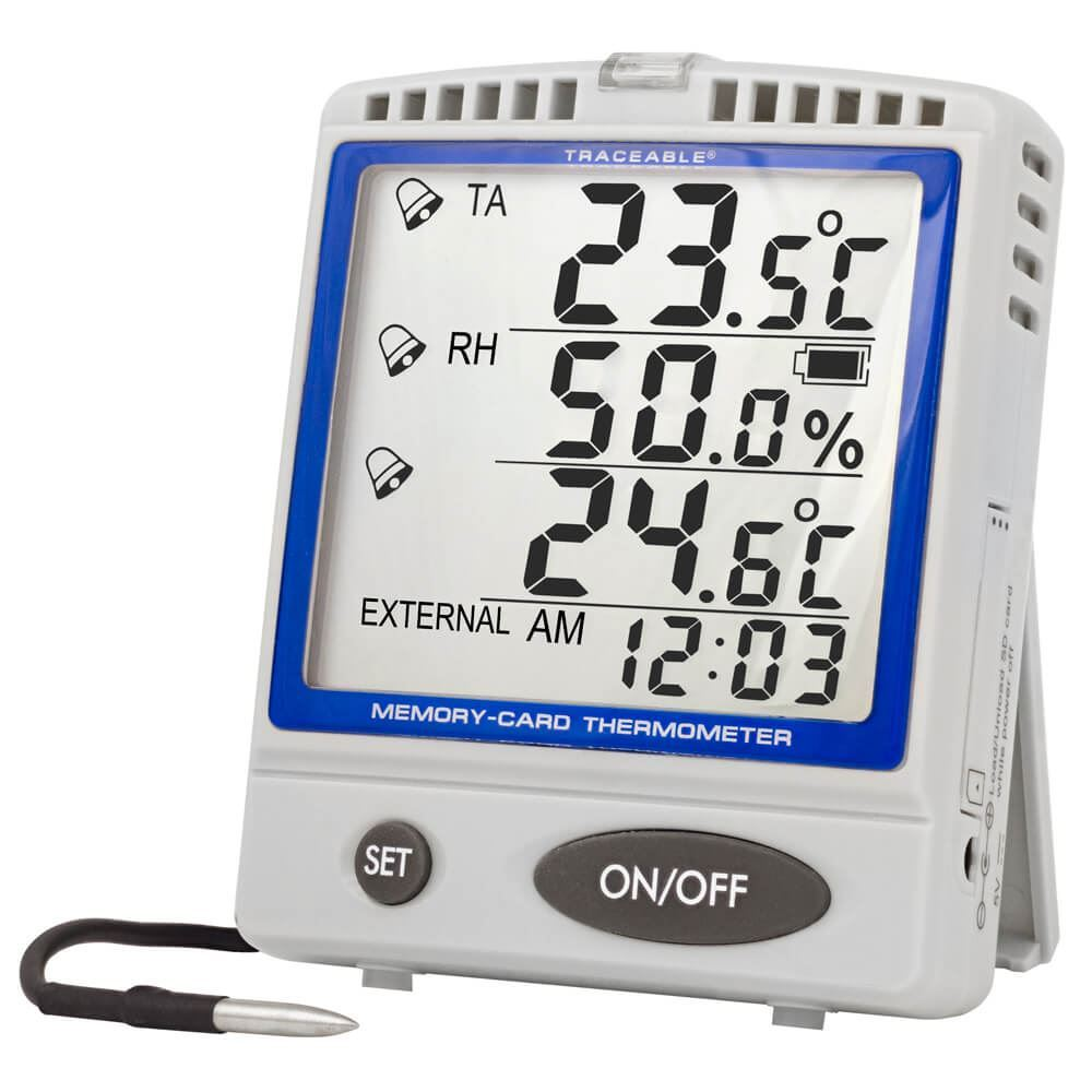 Data Logger Thermometer : Data logging thermometer gilson co