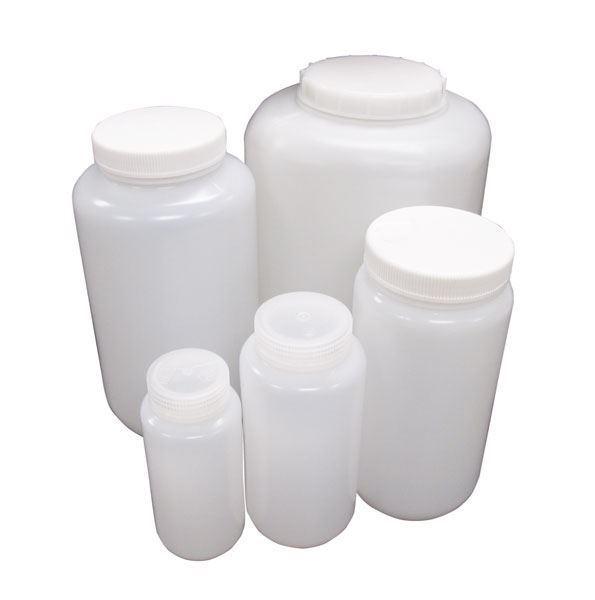 Disposable HDPE  Baffled Grinding Jars