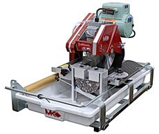 Sample Preparation Saw