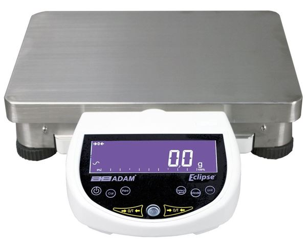 12,000g Capacity Adam Eclipse® Precision Balance, 0.1g Readability