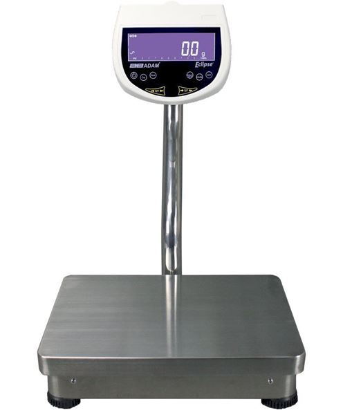 12,000g Capacity Adam Eclipse® Precision Balance w/ Column, 0.1g Readability