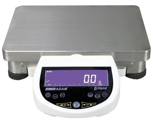22,000g Capacity Adam Eclipse® Precision Balance, 0.1g Readability