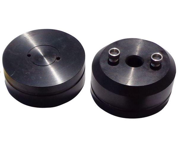 2.36in Test Cell Cap / Pedestal Set