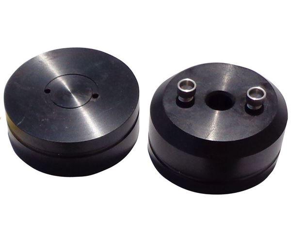 2.42in Test Cell Cap / Pedestal Set