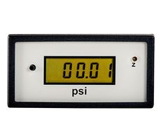 Panel-Mounted Pore Pressure Display
