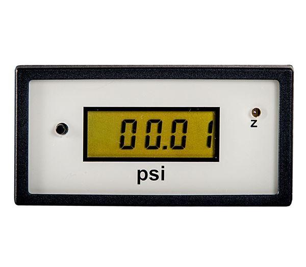 Panel-Mounted Pore Pressure Display