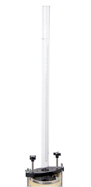 Manometers for Laboratory Asphalt Permeameters