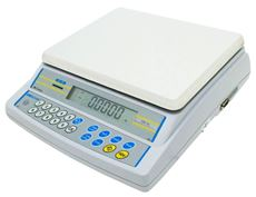 8,000g Capacity Adam CBK Bench Series Scale, 0.1g Readability