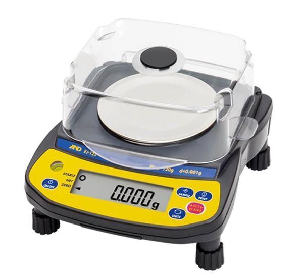 210g Capacity A&D Newton Compact Balance, 0.01g Readability