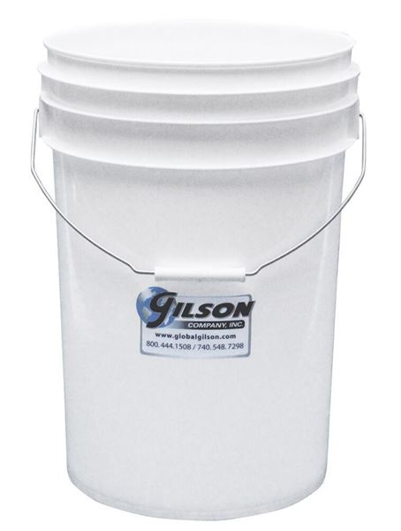 Solution Bucket For 8in Sieve Holder