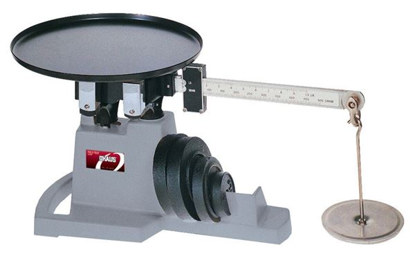 36lb Capacity Ohaus Field Test Scale