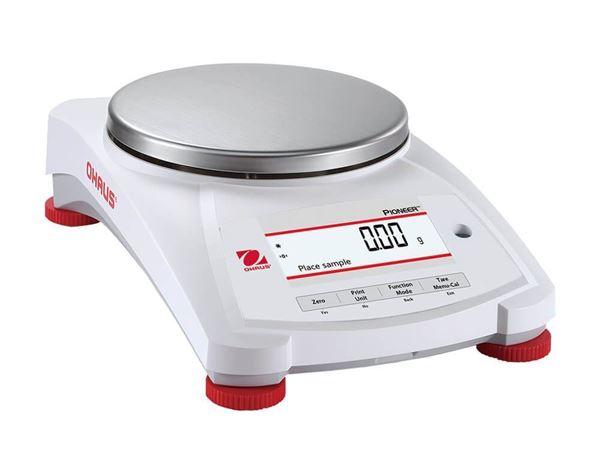 4,200g Capacity Ohaus Pioneer® Precision Balances, 0.01g Readability