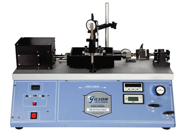 Standard Pneumatic Direct Shear Machine