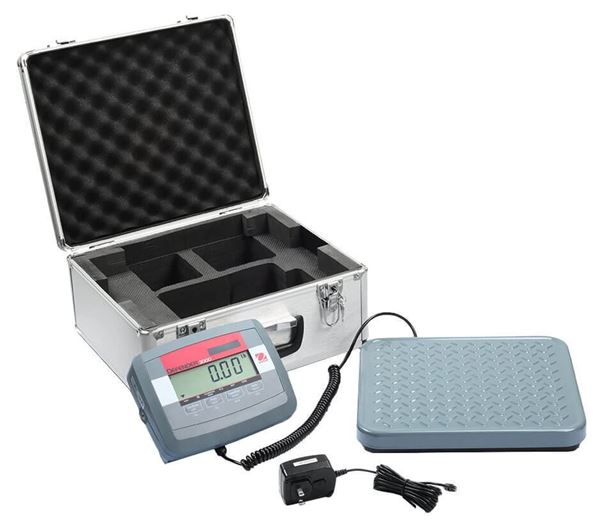 75,000g Capacity Ohaus Digital Field Scale