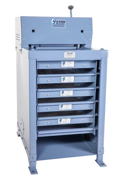 TS-1 Testing Screen, 6-Tray Capacity (Trays and Pans not included)