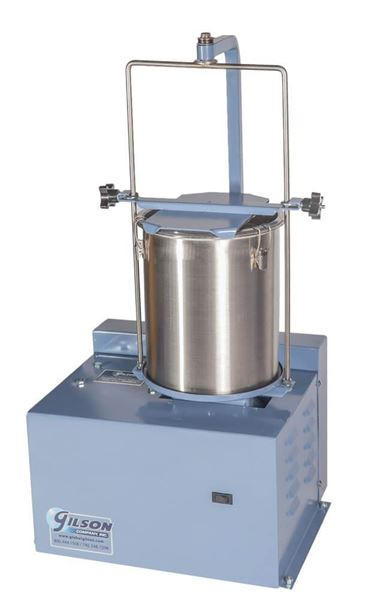 Durability Index Agitator with Washing Vessel (Washing Vessel not included)