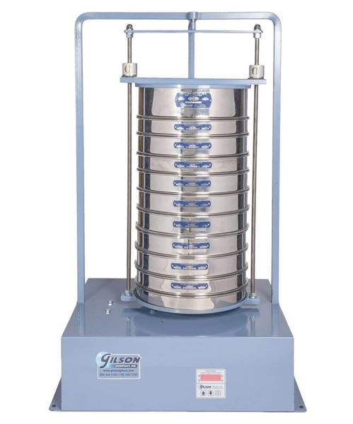 8in / 12in Sieve Shaker with Digital Timer (Sieves not included)