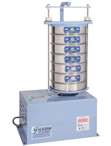 8in Sieve Shaker with Digital Timer (Sieves not included)