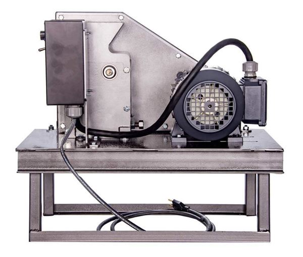 1x2in Laboratory Jaw Crusher