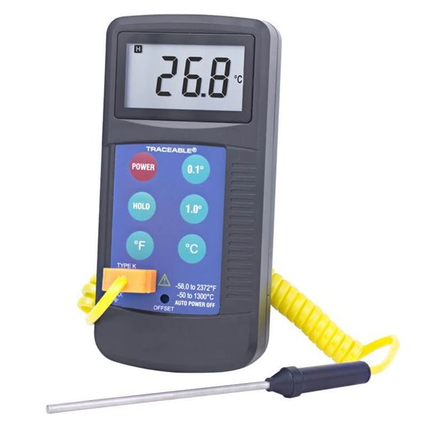 Traceable Workhorse Thermometer
