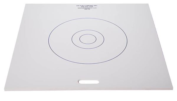 Base Plate For SCC Passing Ability Test