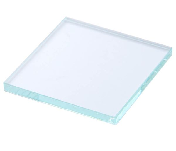 Fine Aggregate Void Content Glass Plate