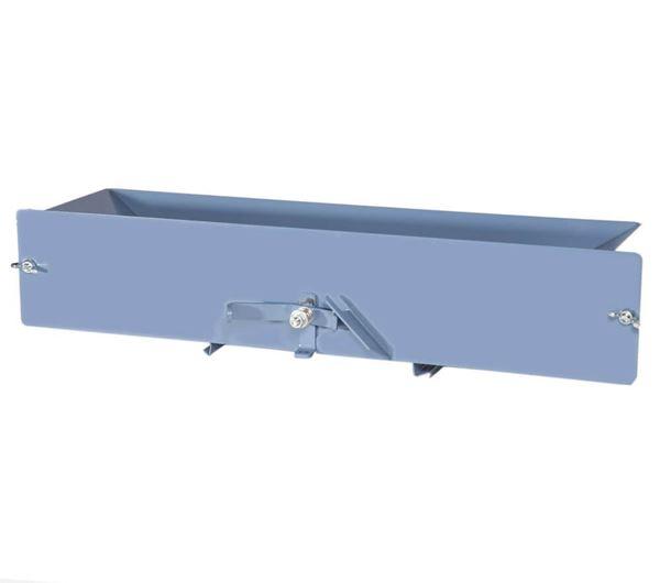 Chute Attachment for the SP-1 Sample Splitter