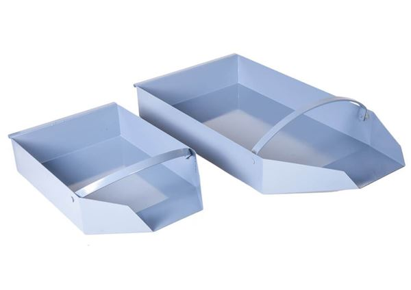 Steel Material Handling Pan