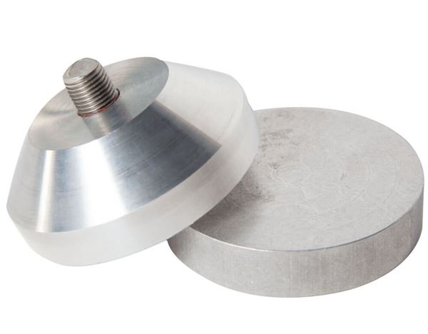 3in Platens for Unconfined Compressive Strength