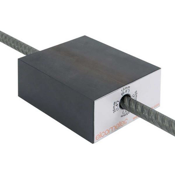 Calibration Test Block for Elcometer Cover Meters