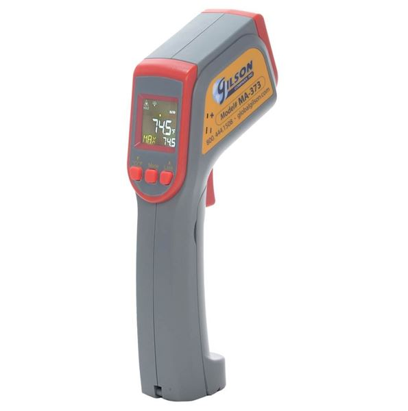 Infrared / Thermocouple Thermometer, -76°—1,157°F, -60°—625°C