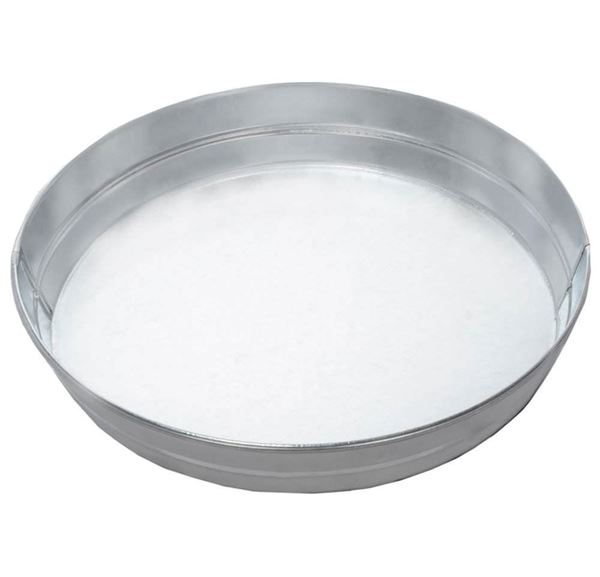 1.3qt Round Stainless Steel Pan (Corrosion-Resistant)