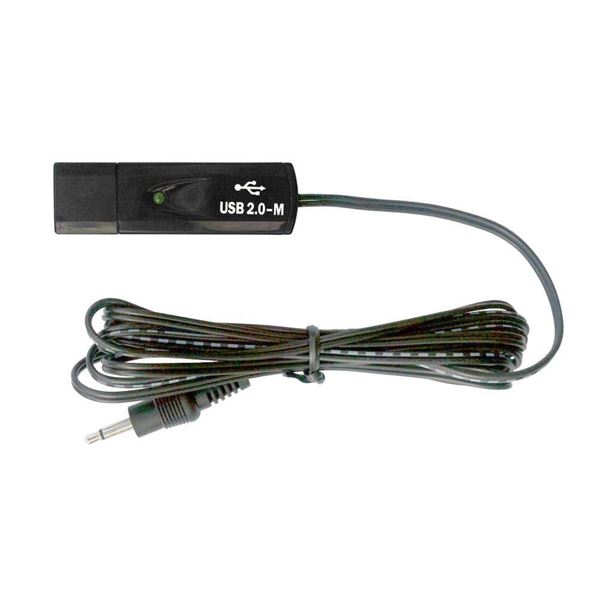 USB Cable for Datalogging Thermometer