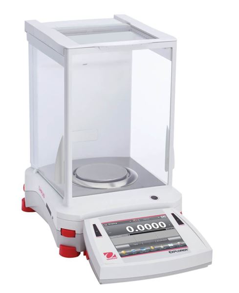 320g Capacity Ohaus Explorer® Analytical Balance, 0.0001g Readability