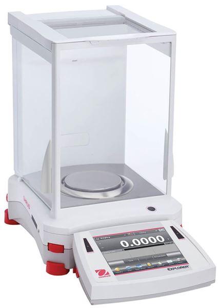 220g Capacity Ohaus Explorer® Precision Balance, 0.001g Readability