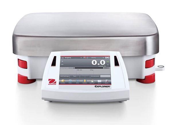 24,000g Capacity Ohaus Explorer® Precision High Capacity Balance, 0.1g Readability