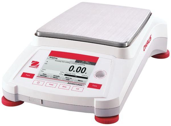 8,200g Capacity Ohaus Adventurer® Precision Balance, 0.1g Readability